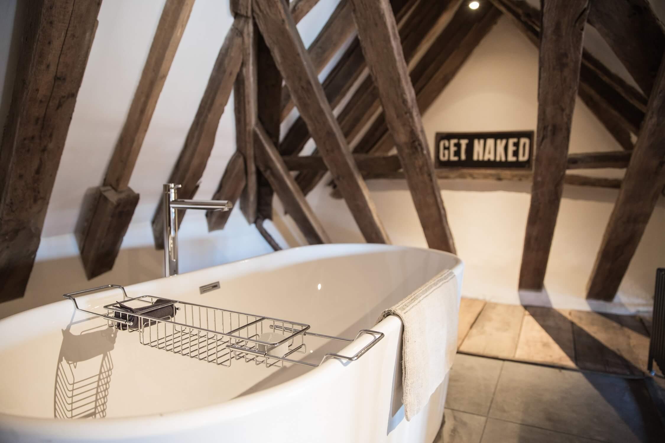 West Street Loft bath