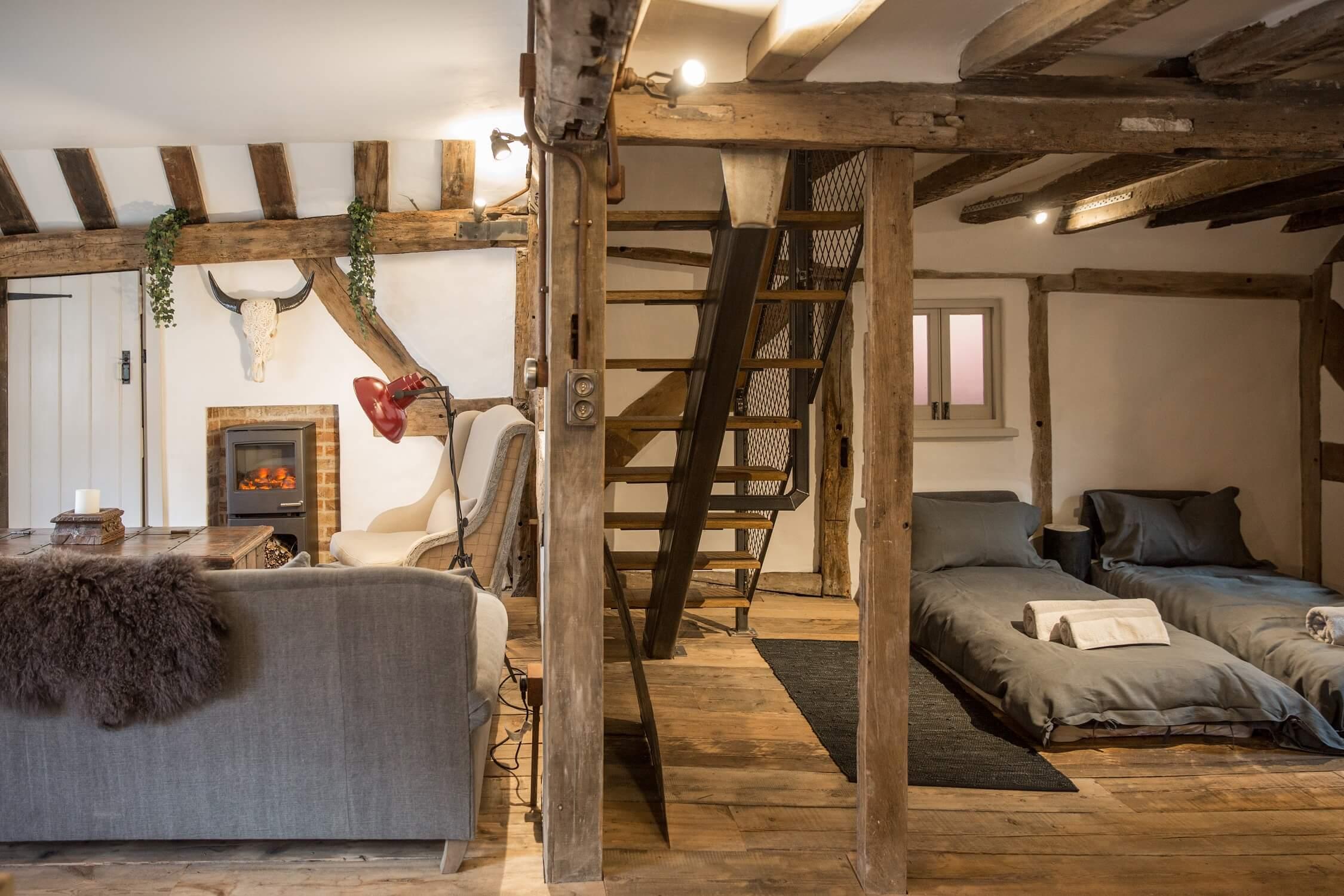 West Street Loft extra beds