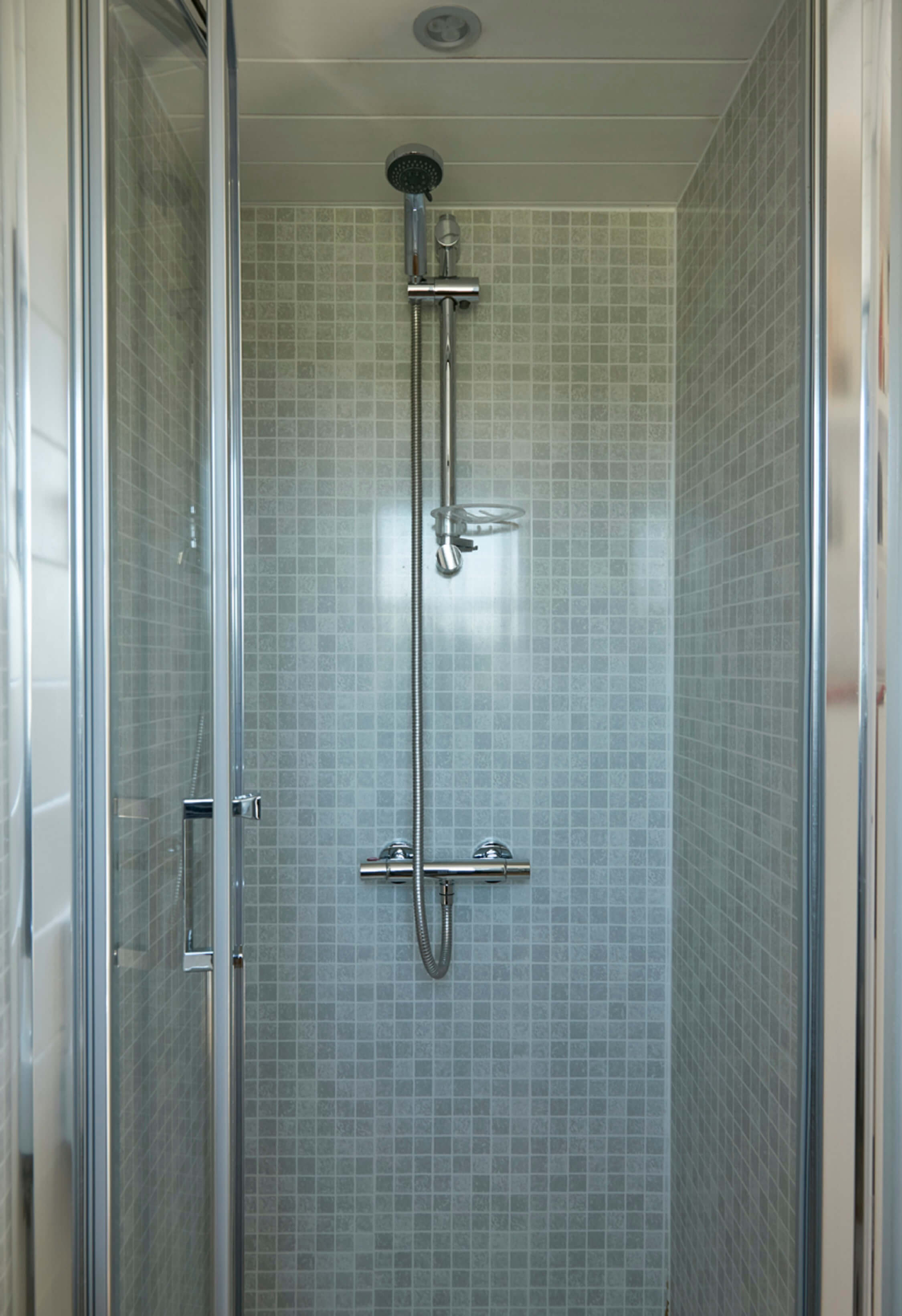 Bucks Green - Shepherd's Hut - hot shower