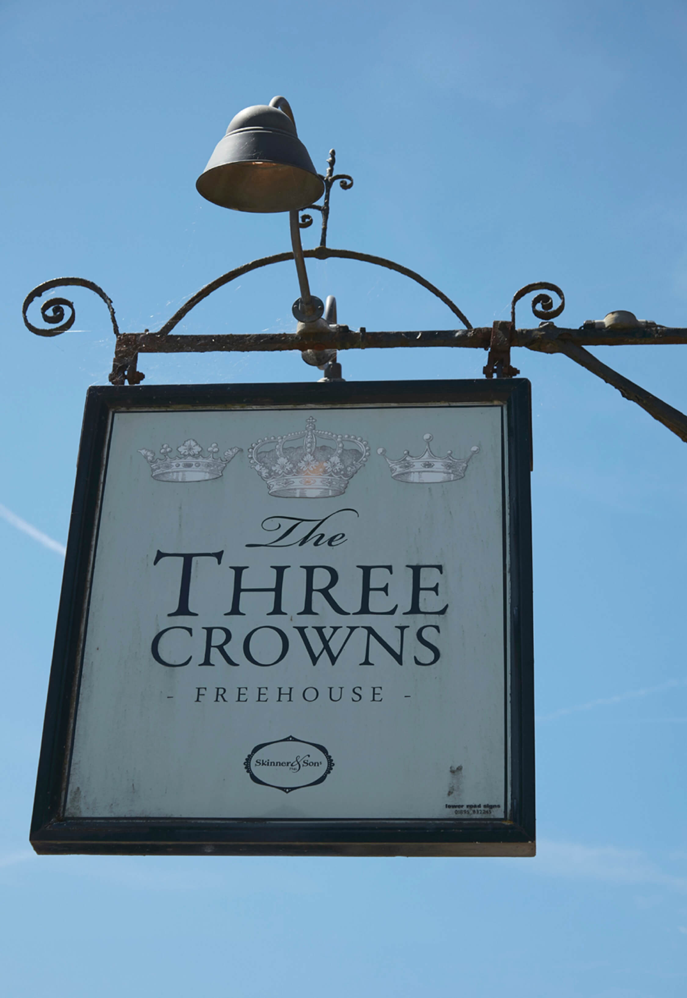 Local pub - Three Crowns