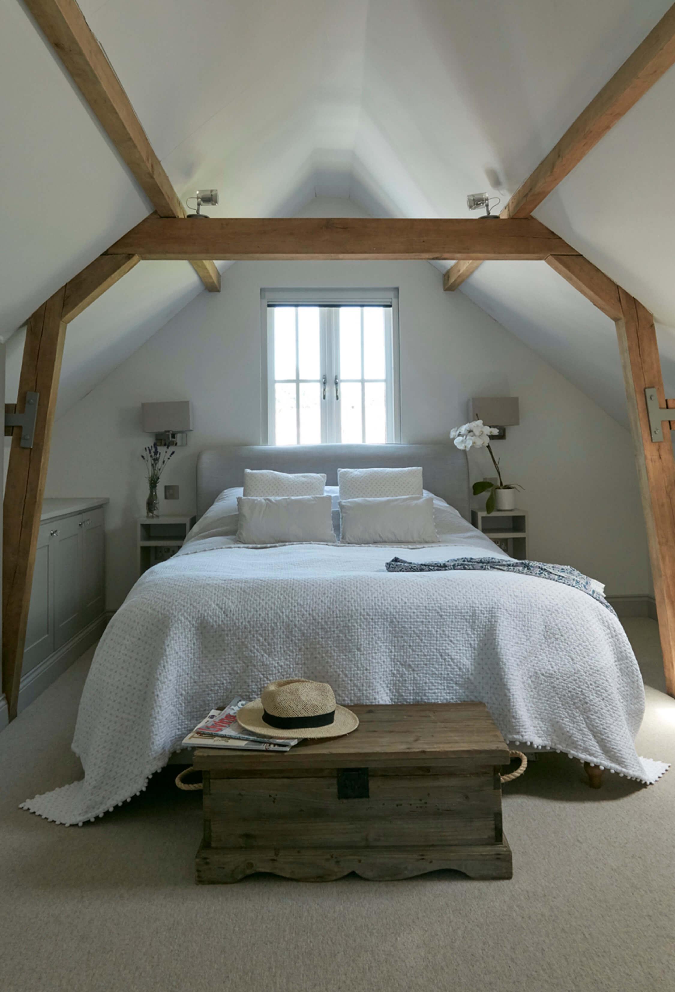 The Barn at Buck's Green - Bedroom