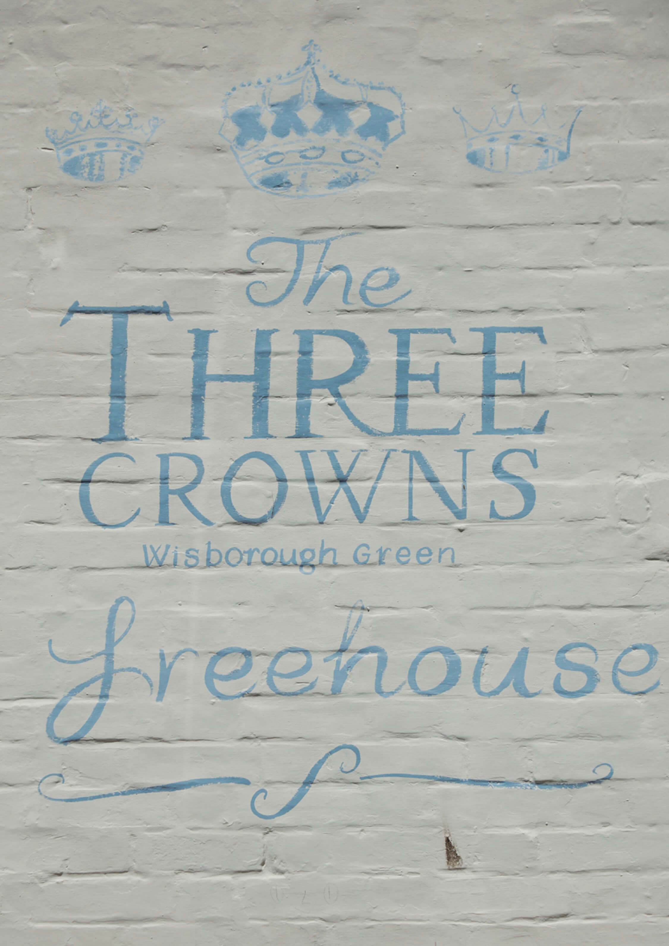 The Three Crowns - fantastic local pub