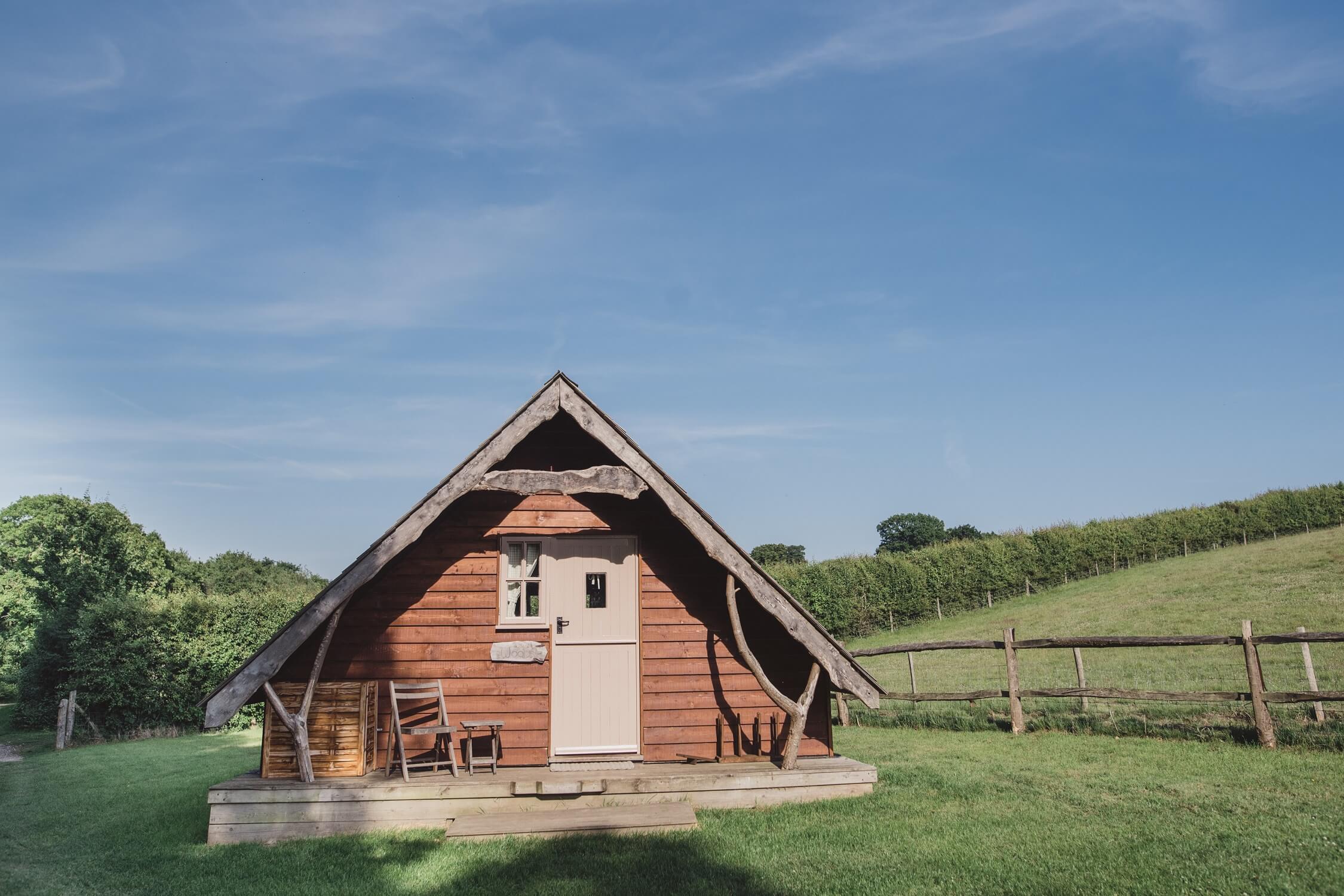 Swallowtail Hill - Cabin