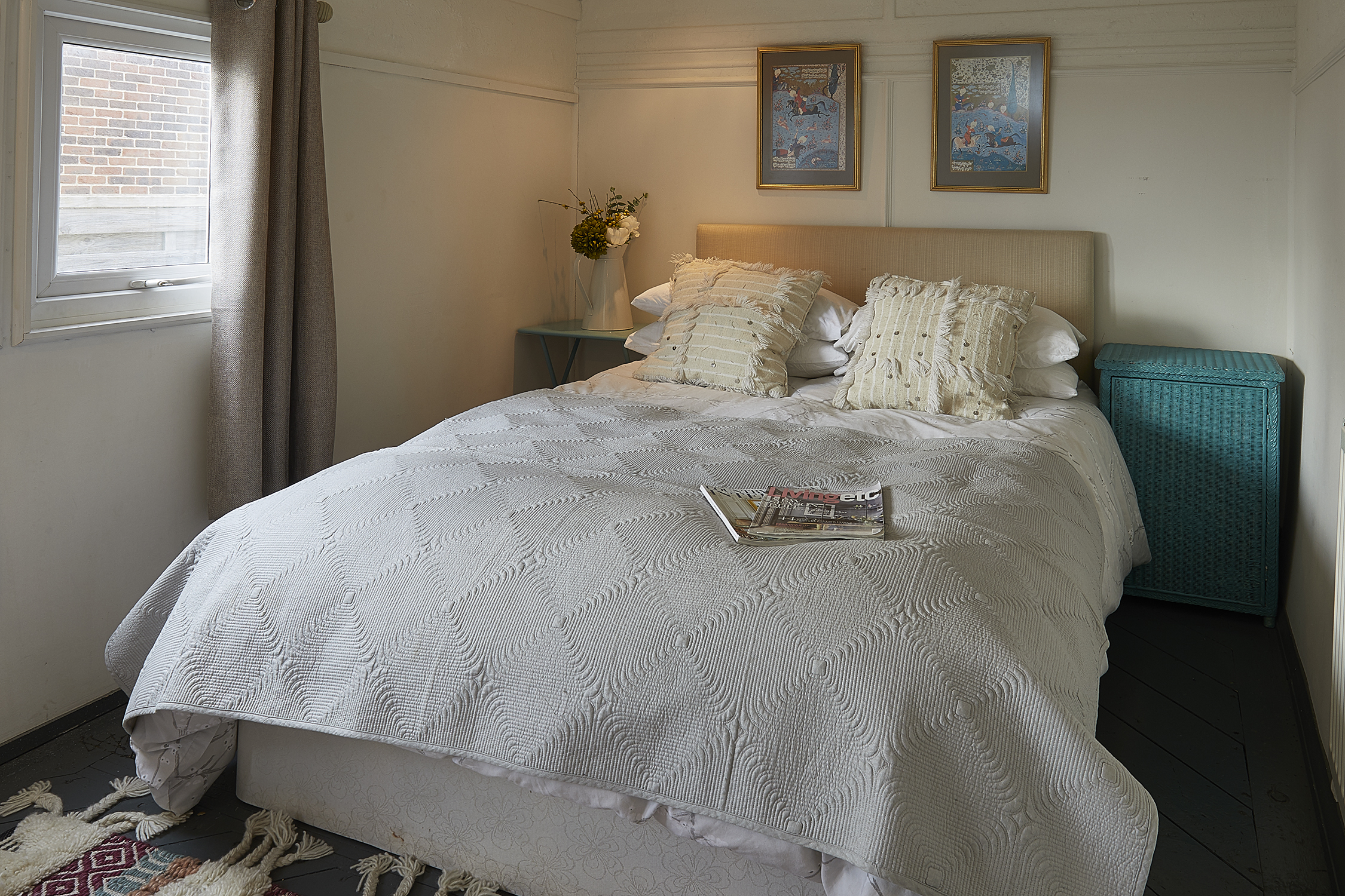 The Bolthole at Pagham Beach - Bedroom 3
