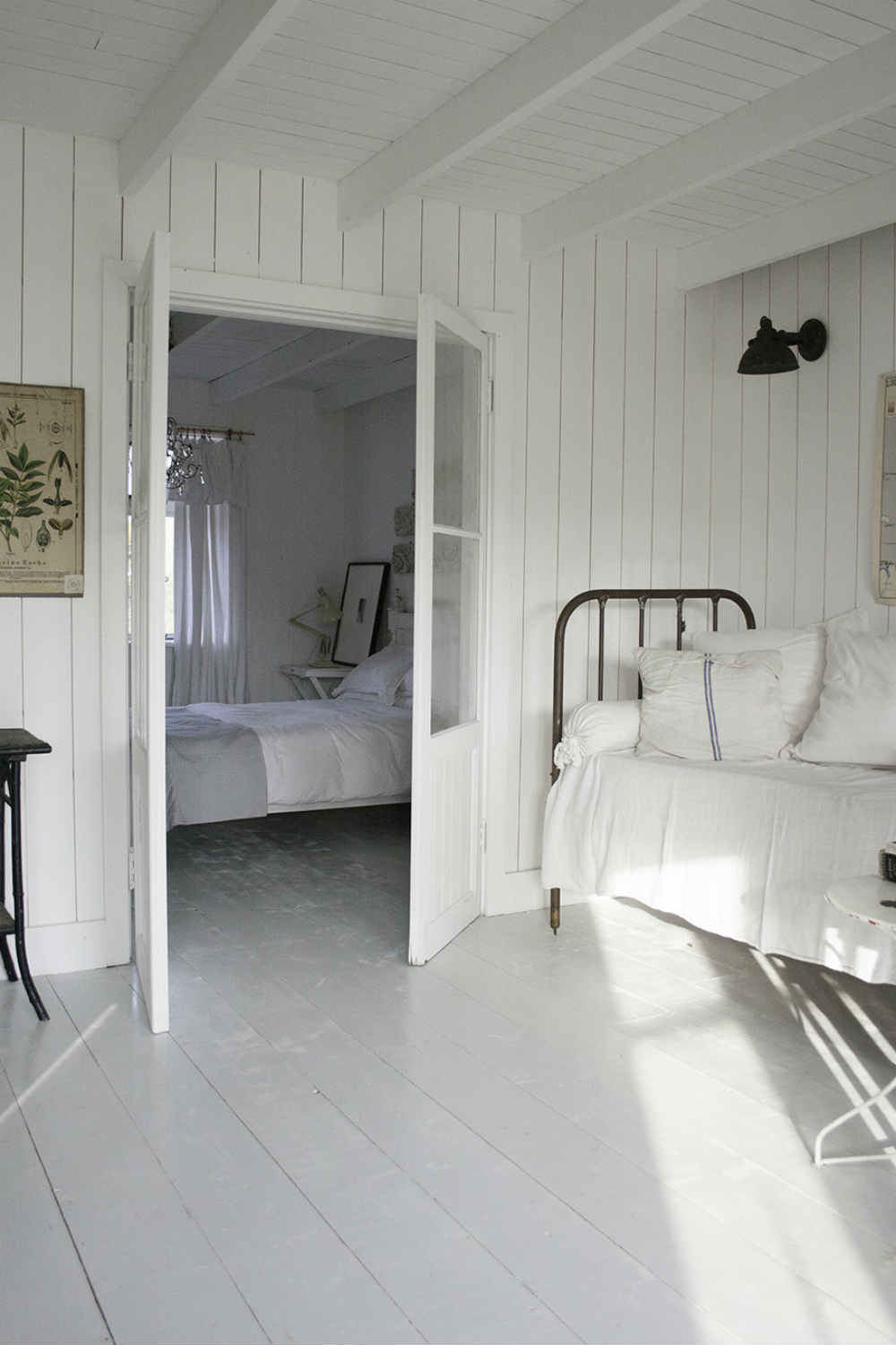 Camber Sands Cottage - Day bed to bedroom