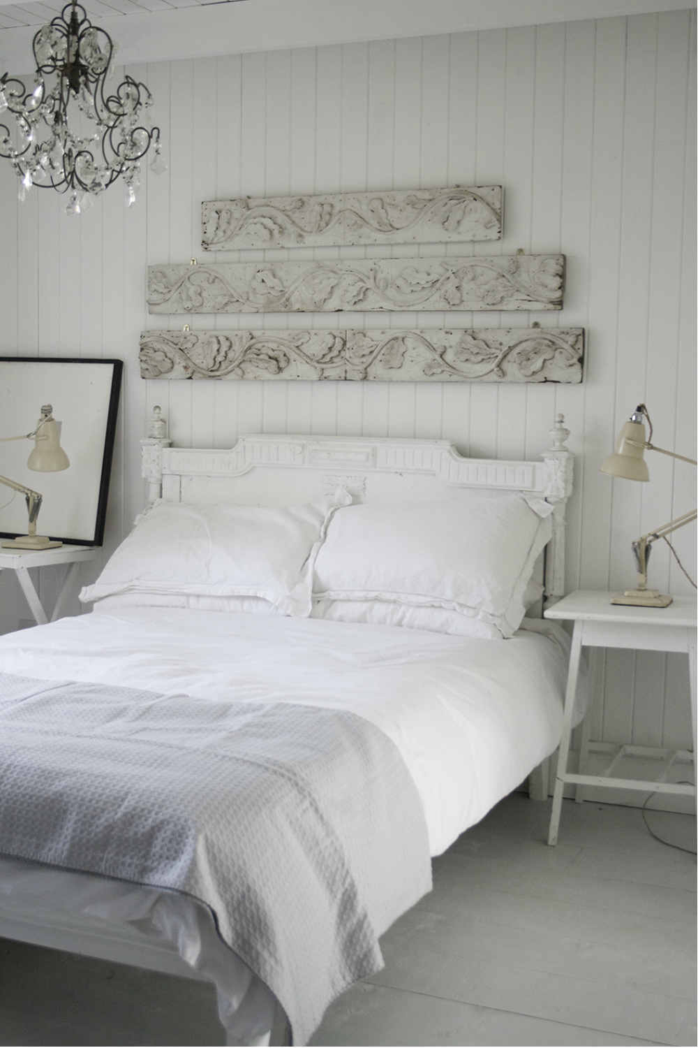 Camber Sands Cottage - Master Bedroom