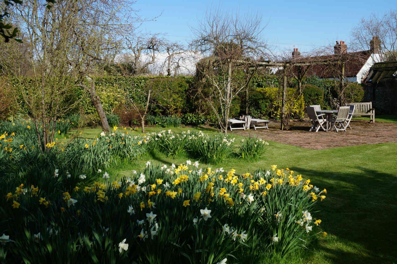 The Piggery - beautiful gardens