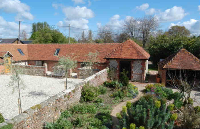 The Piggery - sleeps 4 - 18 minutes from Goodwood