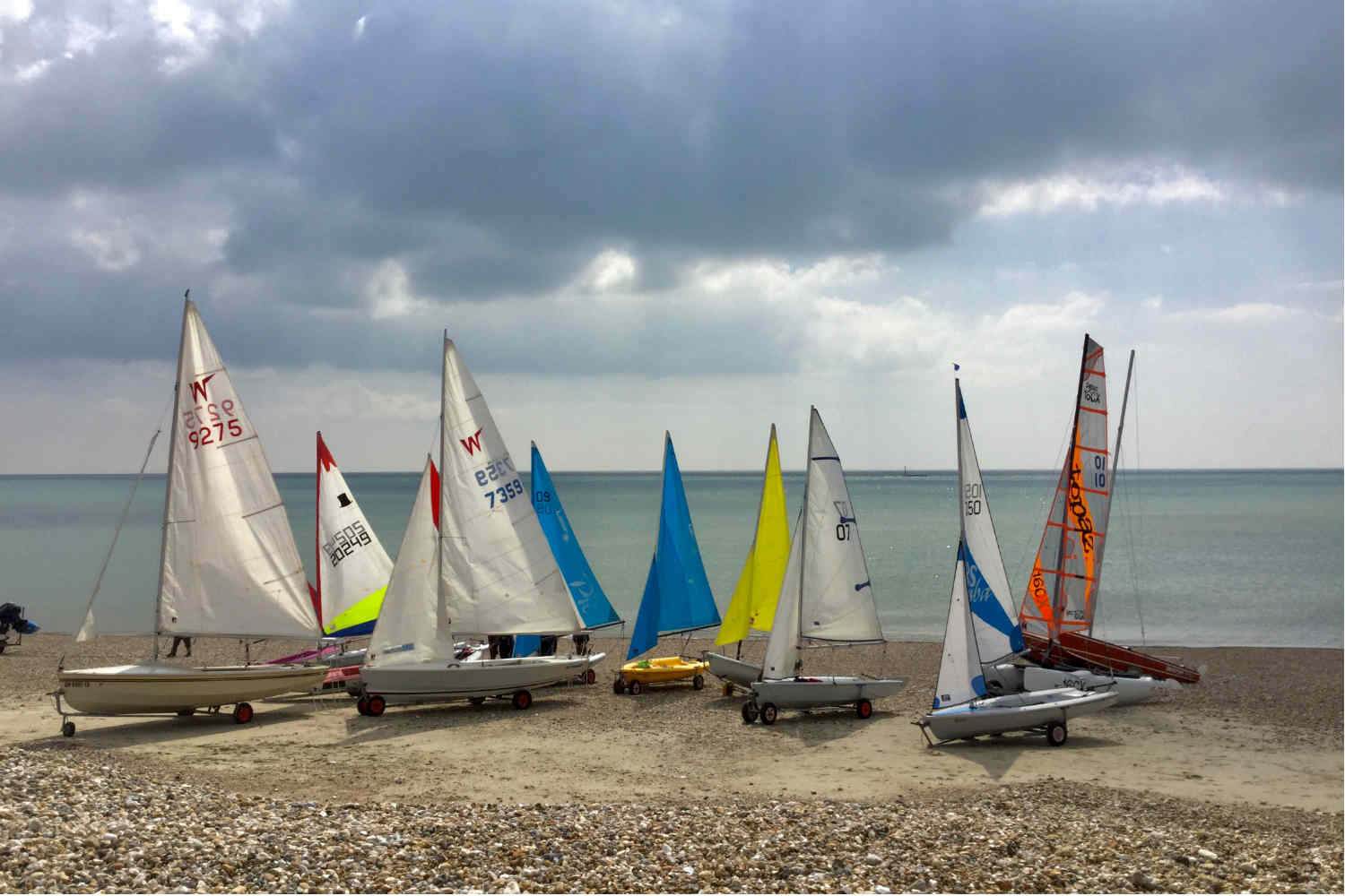 Pagham Yacht Club - 100m from the house