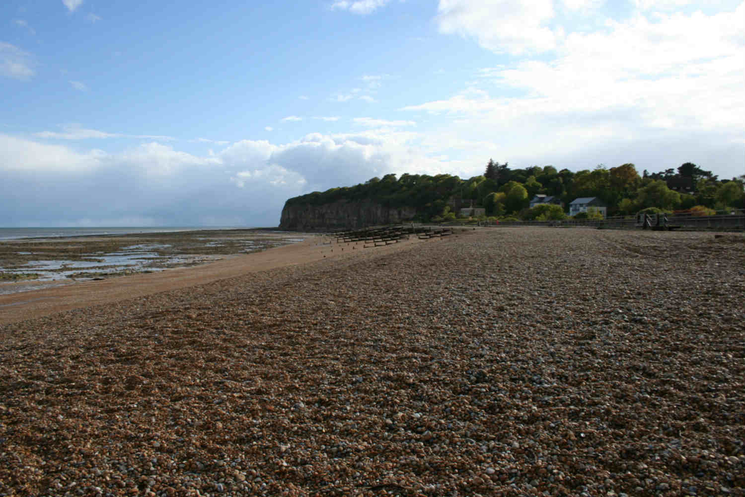 Coastal walks on Pett Level