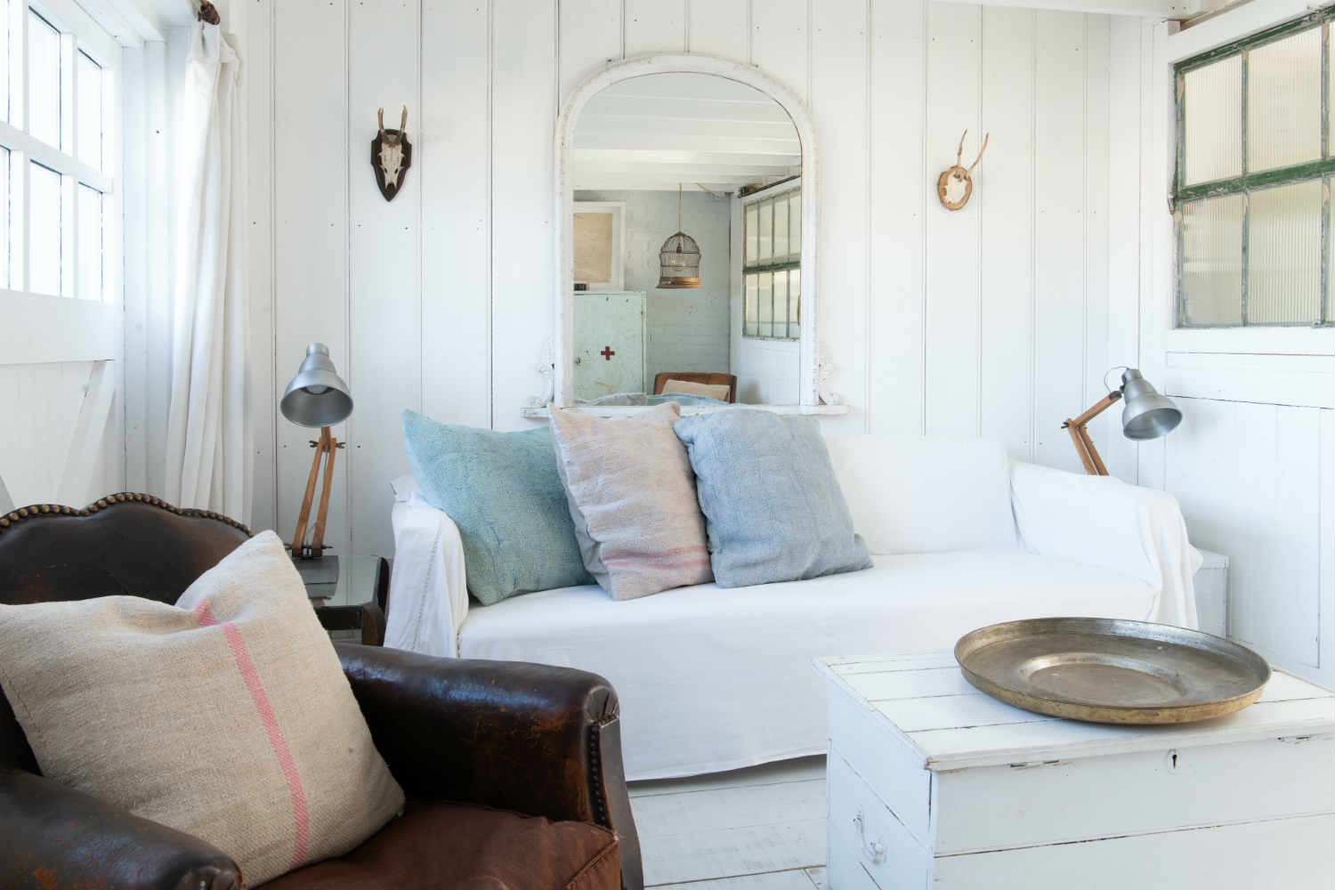 Beautiful details at Camber Sands Cottage