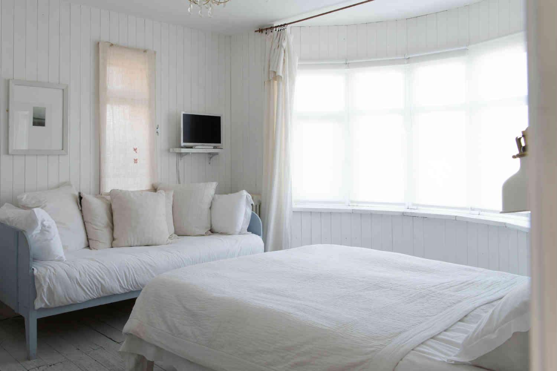 Bedroom at Camber Sands Cottage