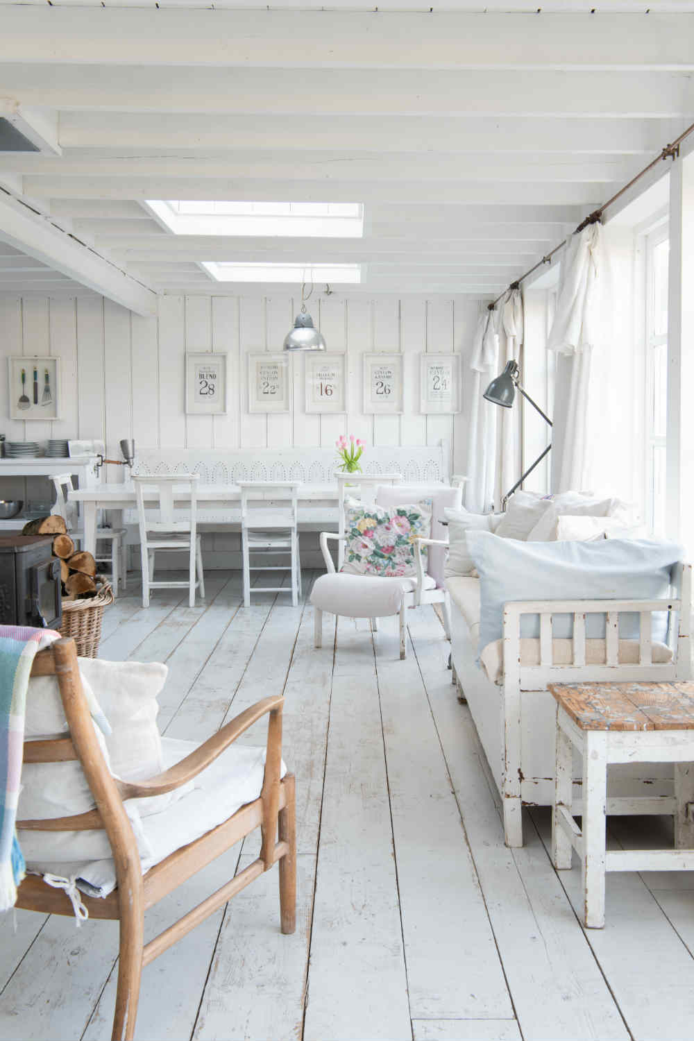 Camber Sands Cottage -light and bright