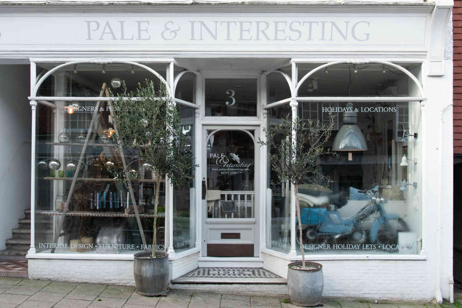 Pale and Interesting store in Rye