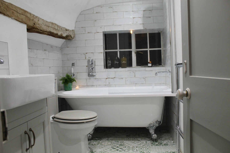 Bathroom at The Farmhouse
