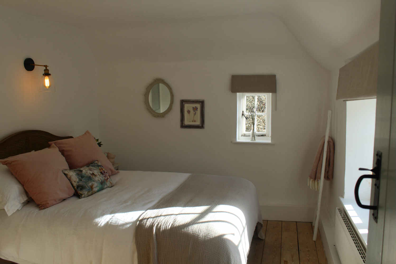 Bedroom 2 at The Farmhouse