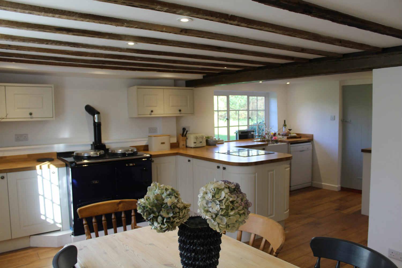 Kitchen at The Farmhouse