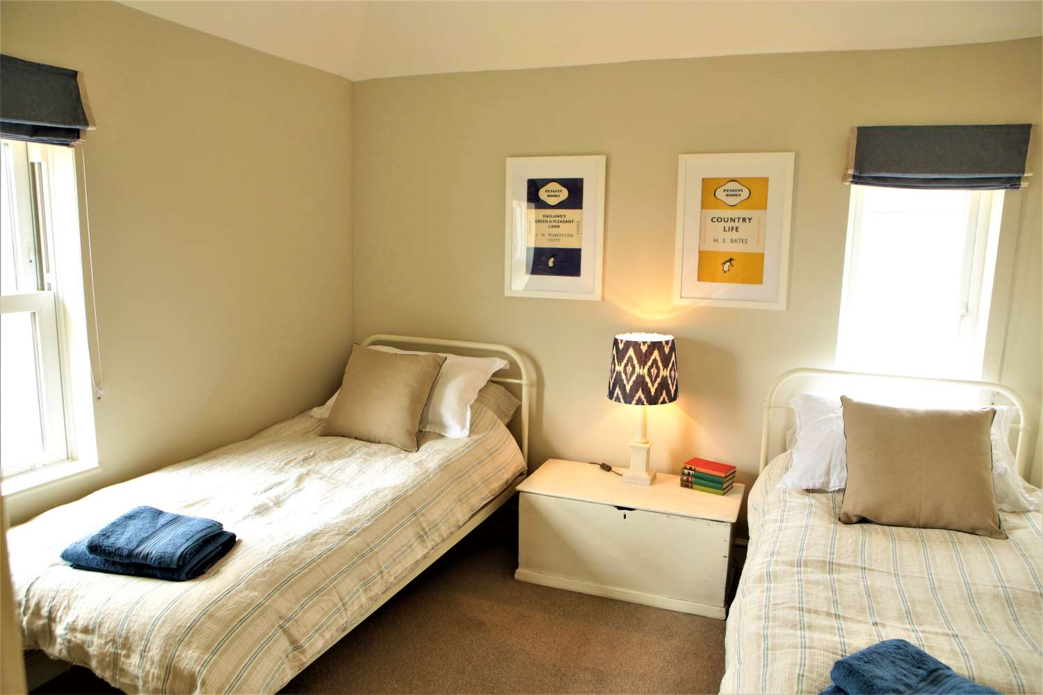 Romney Cottage - twin room