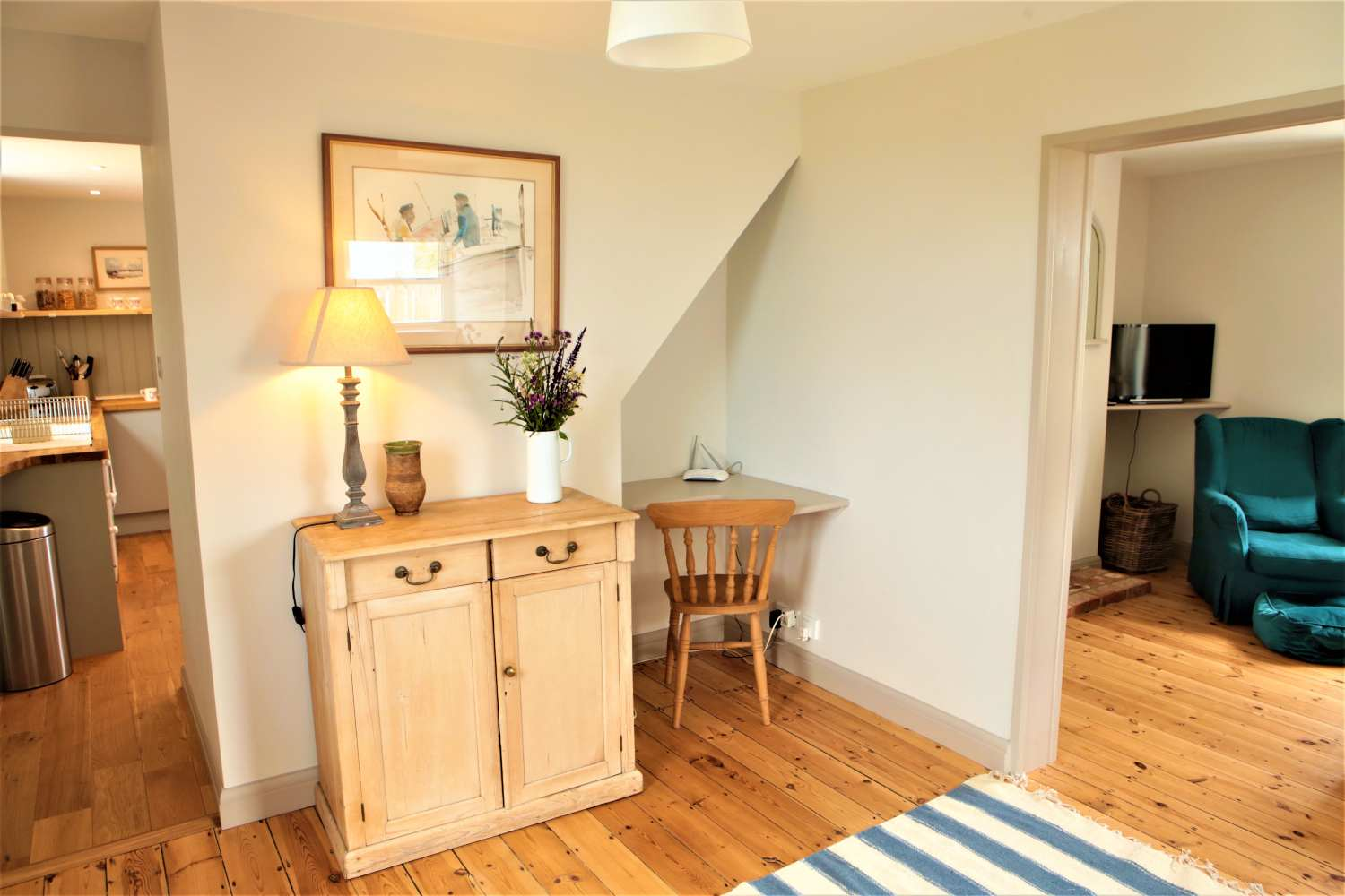 Walland Cottage - interiors