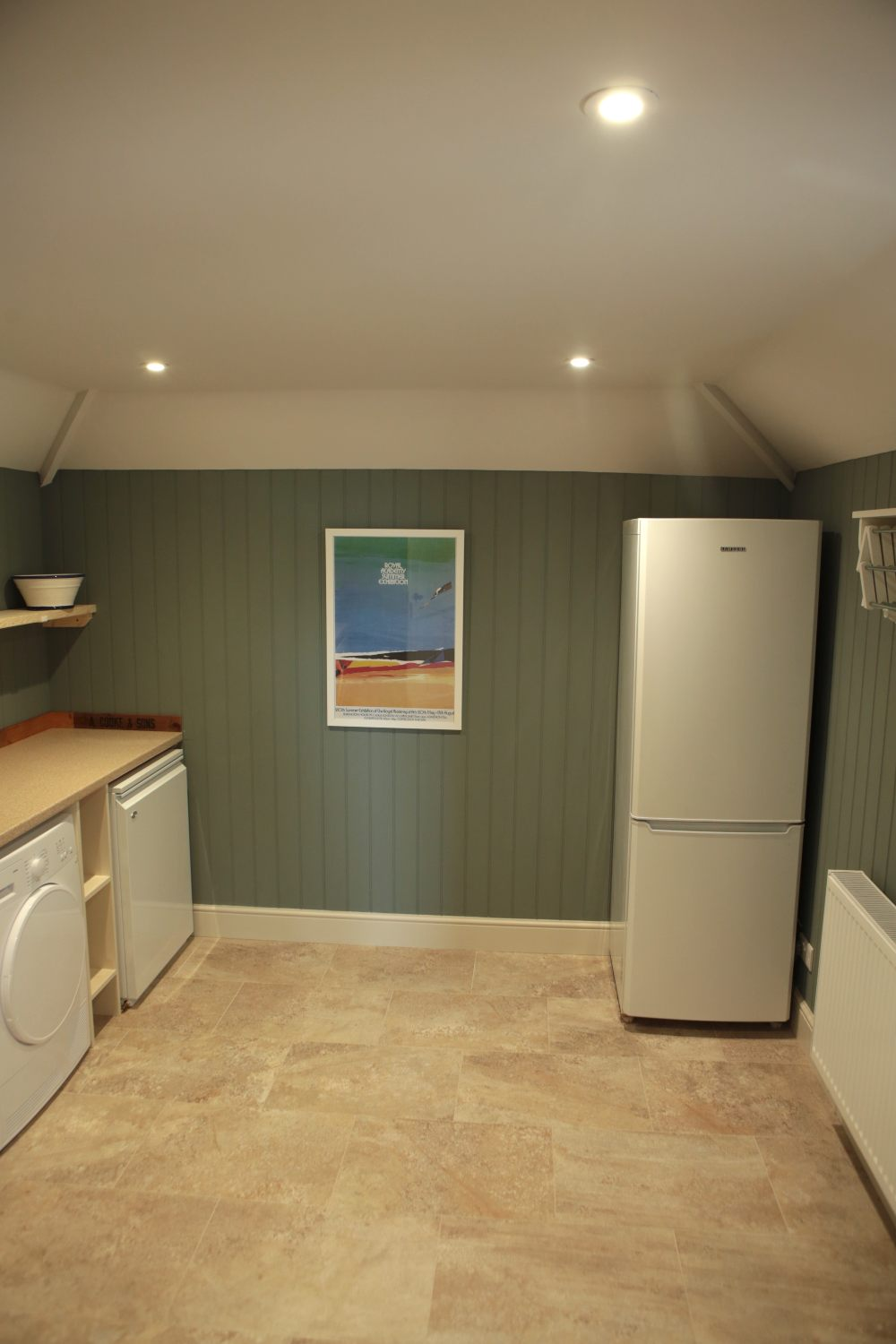 Romney Cottage - Large utility room