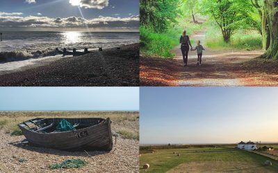 Find Your Wilderness: 5 Best Nature Spots in Sussex and Kent