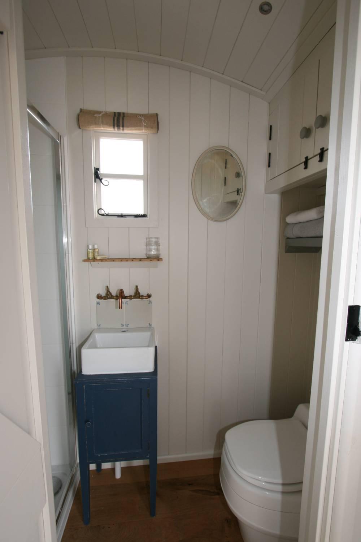 Bathroom at The Salty Shepherd
