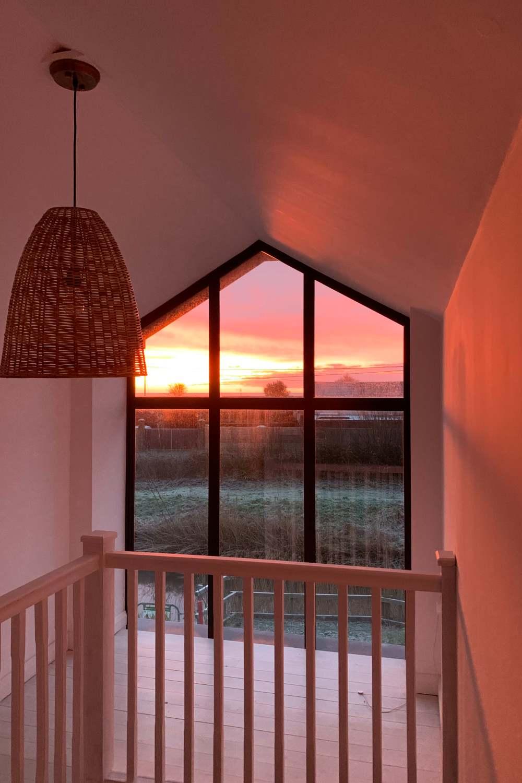 Sunrise at Palm Beach House