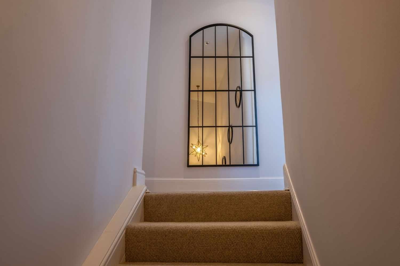 Hallway reflections