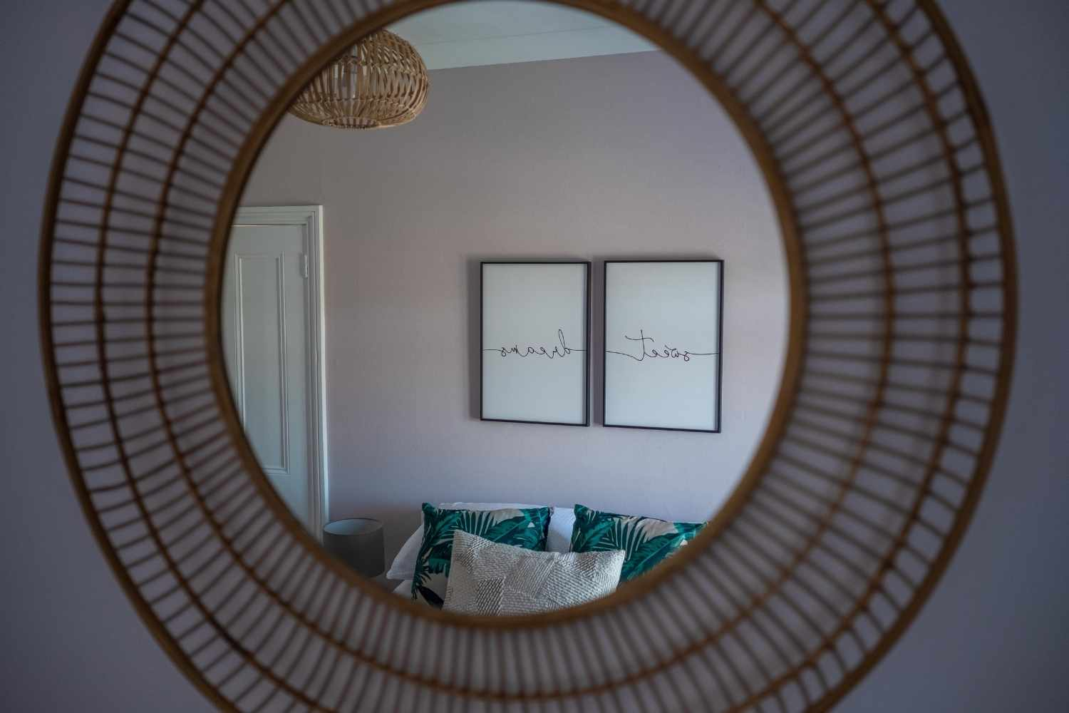Reflections of Bedroom Two
