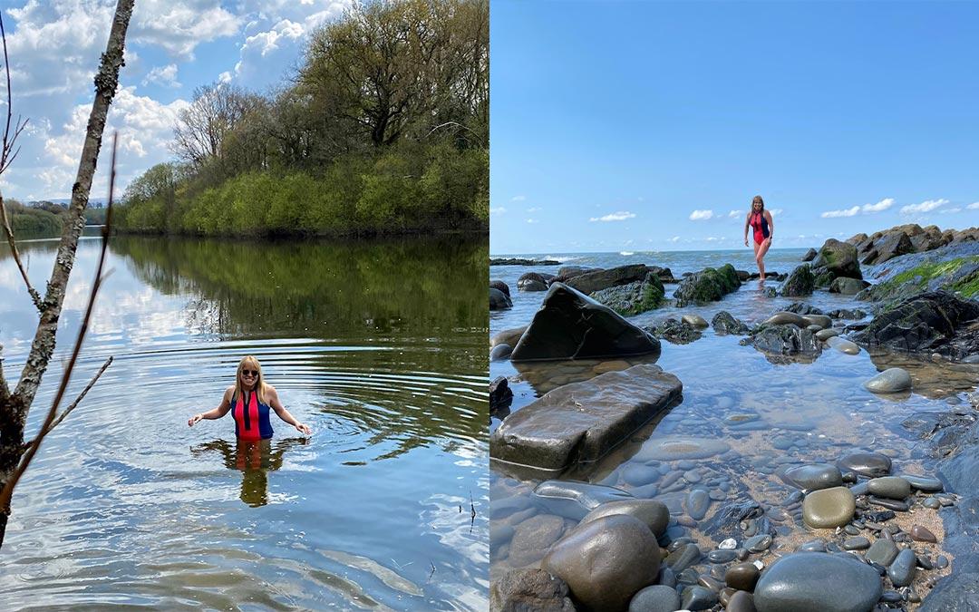 Wild Swimming in Sussex