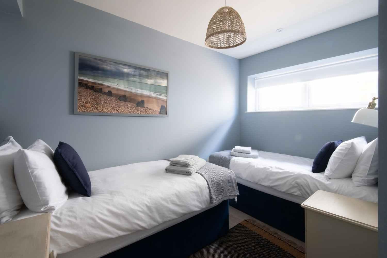 Bedroom 4 - Twin Room