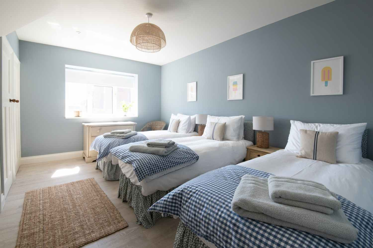 Bedroom Five - Perfect for families