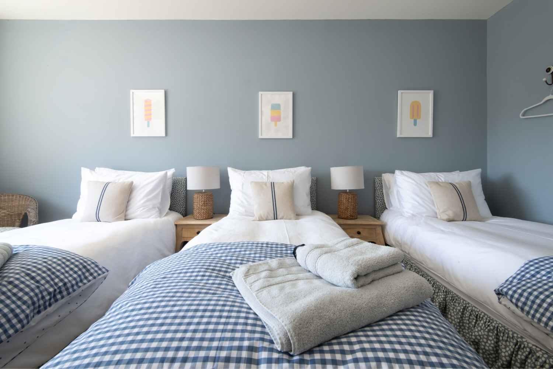 Bedroom Five - Triple