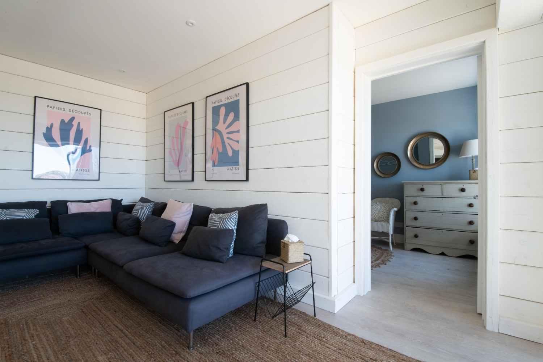 Ground Floor Snug - with comfortable sofas