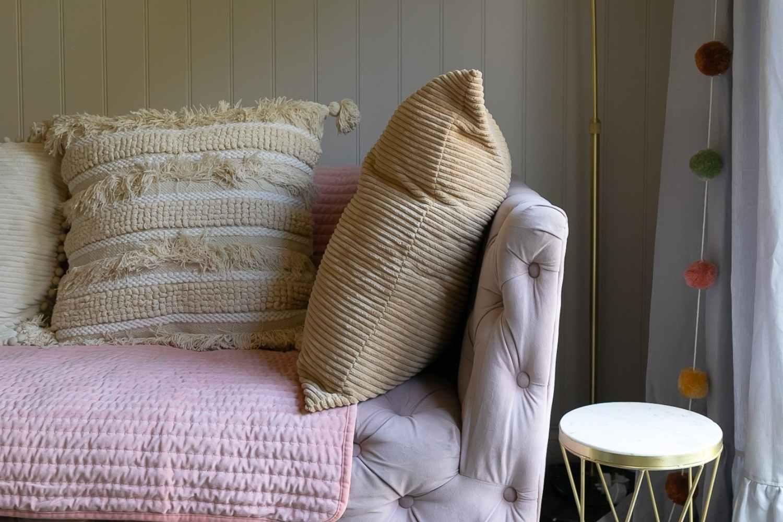 Cosy but stylish sofas