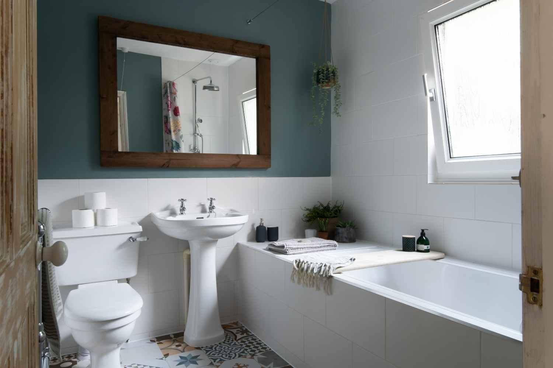 Bathroom - for a relaxing soak