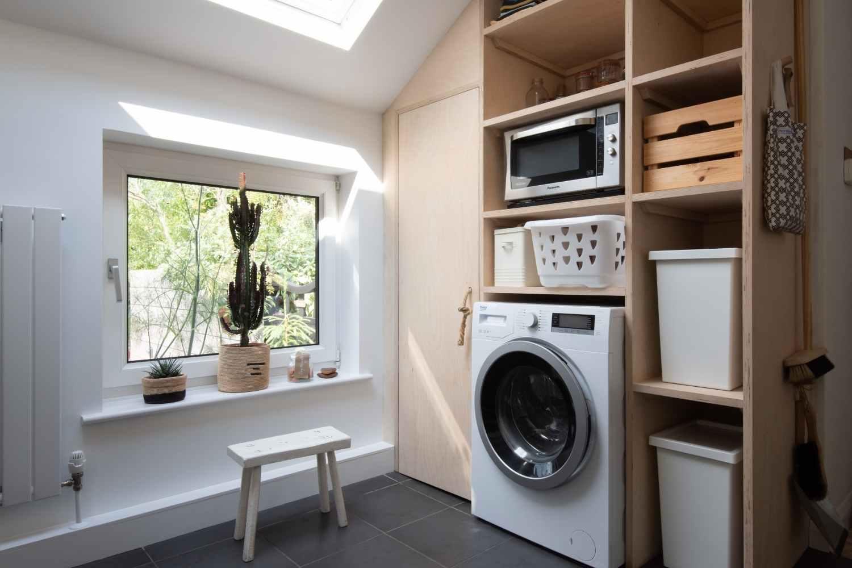 Useful utility area
